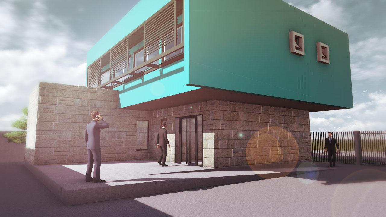 Oficinas carlos walker mart nez san miguel remodelate for Arquitectura y construccion